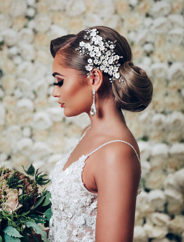 Wedding Fashion, Beautiful Hair