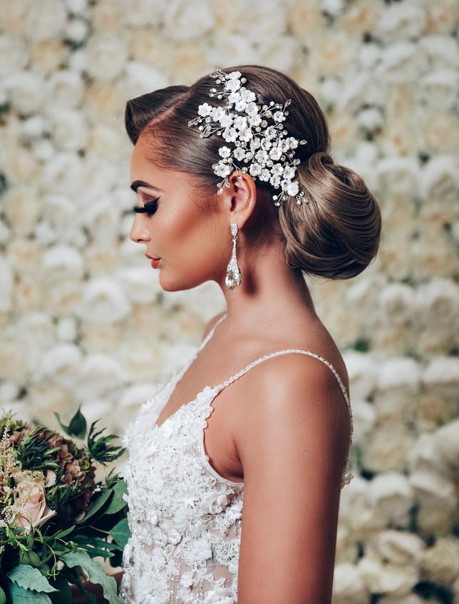 Wedding Fashion, Beautiful Hair
