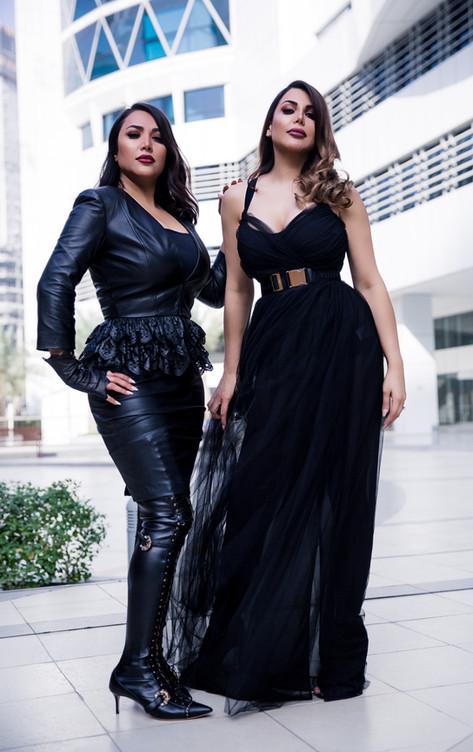 Nazanin & Aida Fara