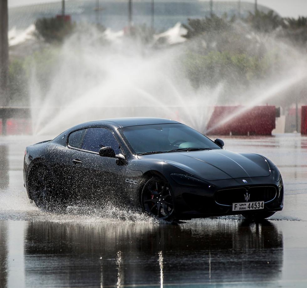 Maserati Granturismo Dubai