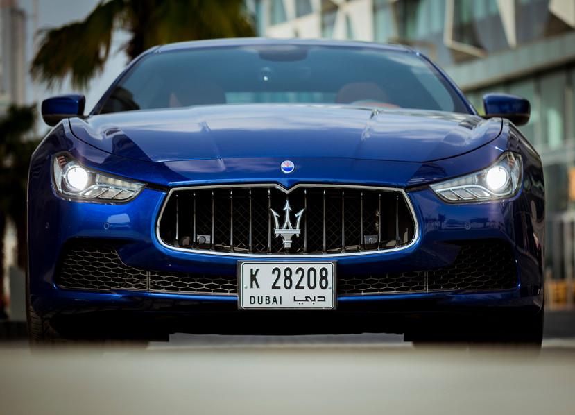 Maserati Ghibli Dubai