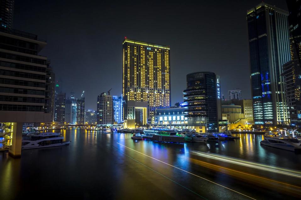 Dubai Night Shoot