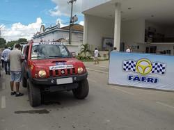 1ª Etapa do Rally Carioca 2019 na cidade