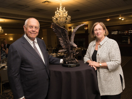 Mike Schueler Honored at 50th Anniversary