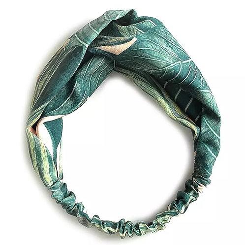 Luscious leaves headbands