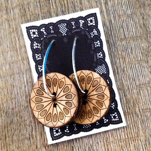 drop earrings # 49
