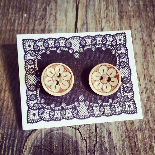 whoopsy daisy 13mm button studs