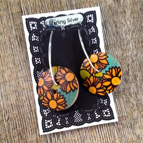 drop earrings # 41