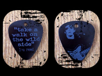 lou reed pick