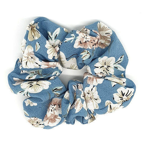 Floral Scrunchies