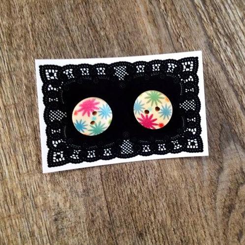 splash of colour 15mm button studs
