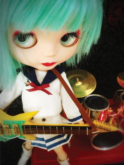 born to rock (portrait)