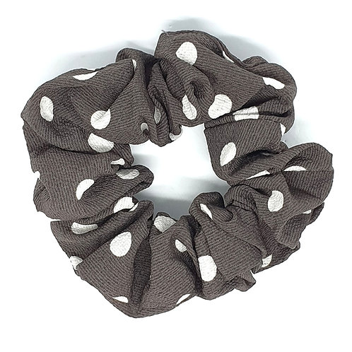 Large Spot Scrunchies