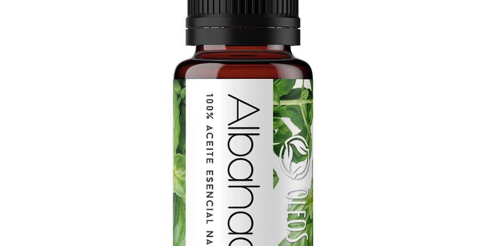 Aceite Esencial Albahaca 10 ml.
