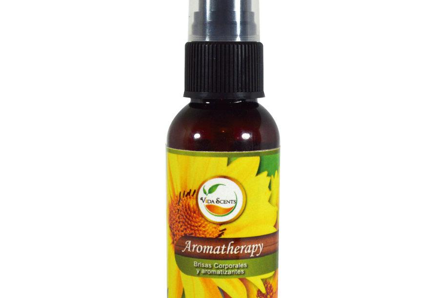 Loción Aromatherapy Caléndula & Árnica 60 ml.