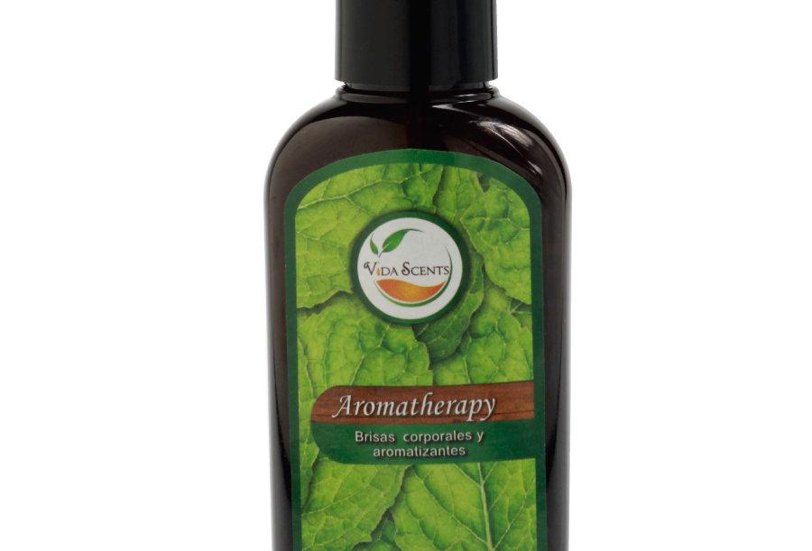 Loción Aromatherapy Hierbabuena & Menta 125 ml.