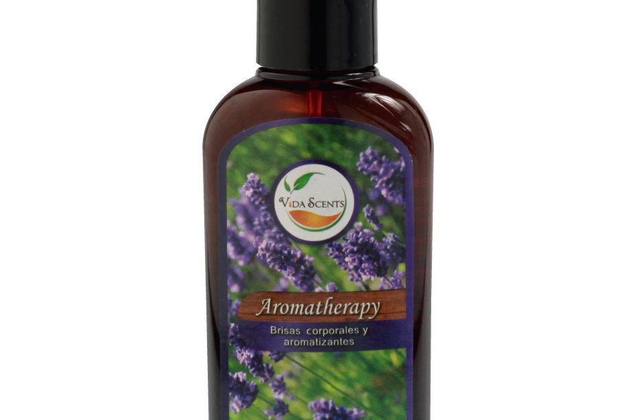 Loción Aromatherapy de Lavanda & Manzanilla 125 ml.