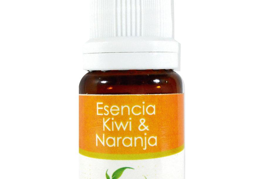Esencia aromática basics Kiwi & Naranja 10 ml.