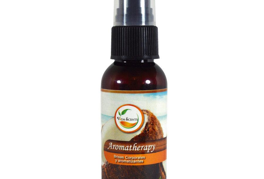 Loción Aromatherapy de Coco & Zanahoria 60 ml.