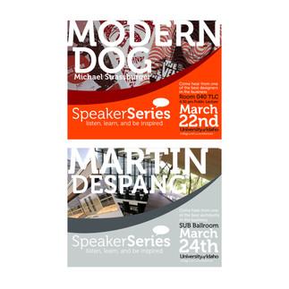 Speaker Series Project