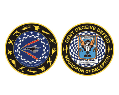 Airforce Challenge Coin