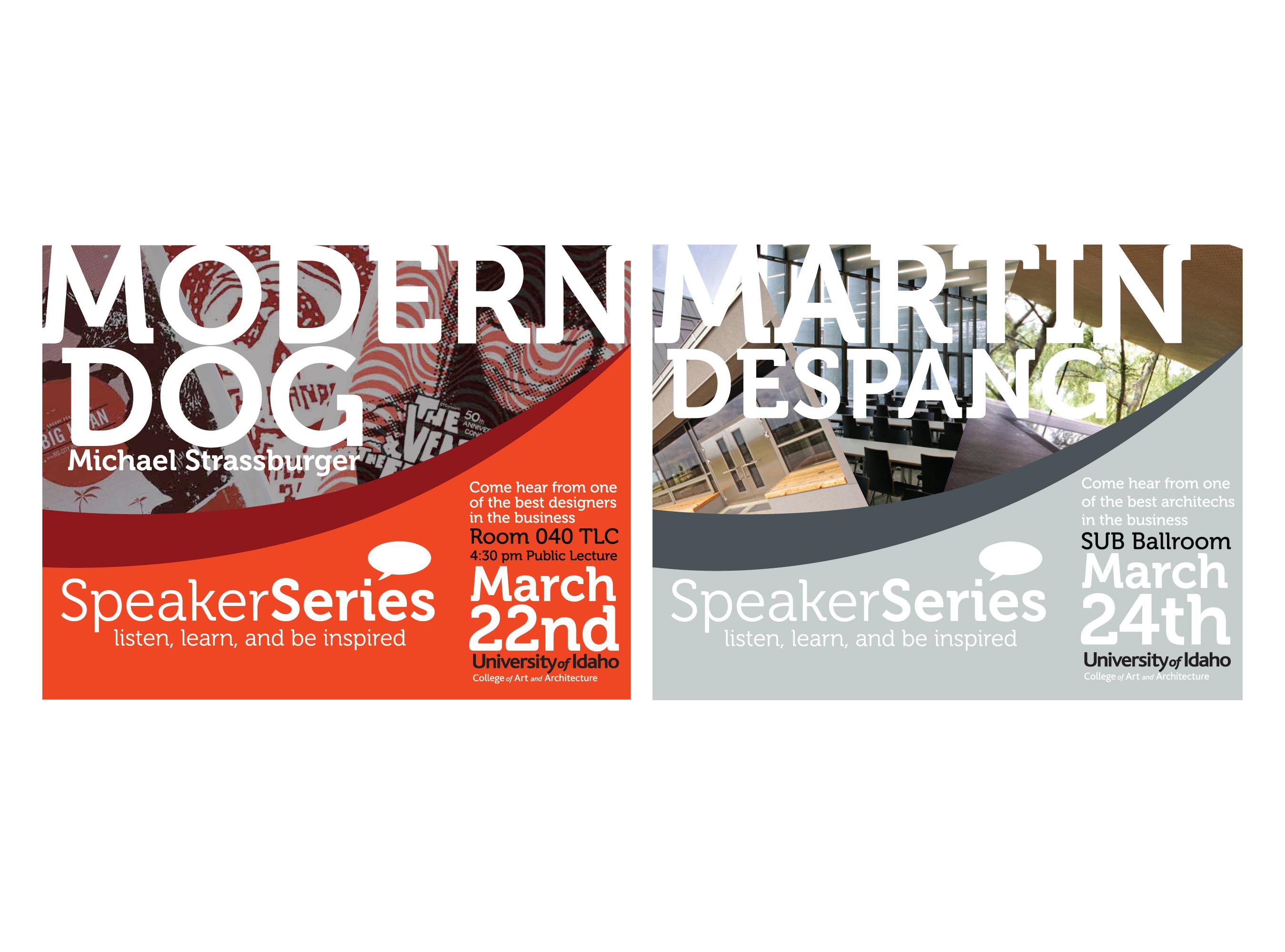 Speaker Series