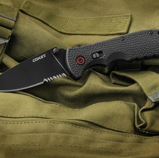 COAST Knife Hero Shot