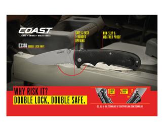 COAST Ad Design and Photography