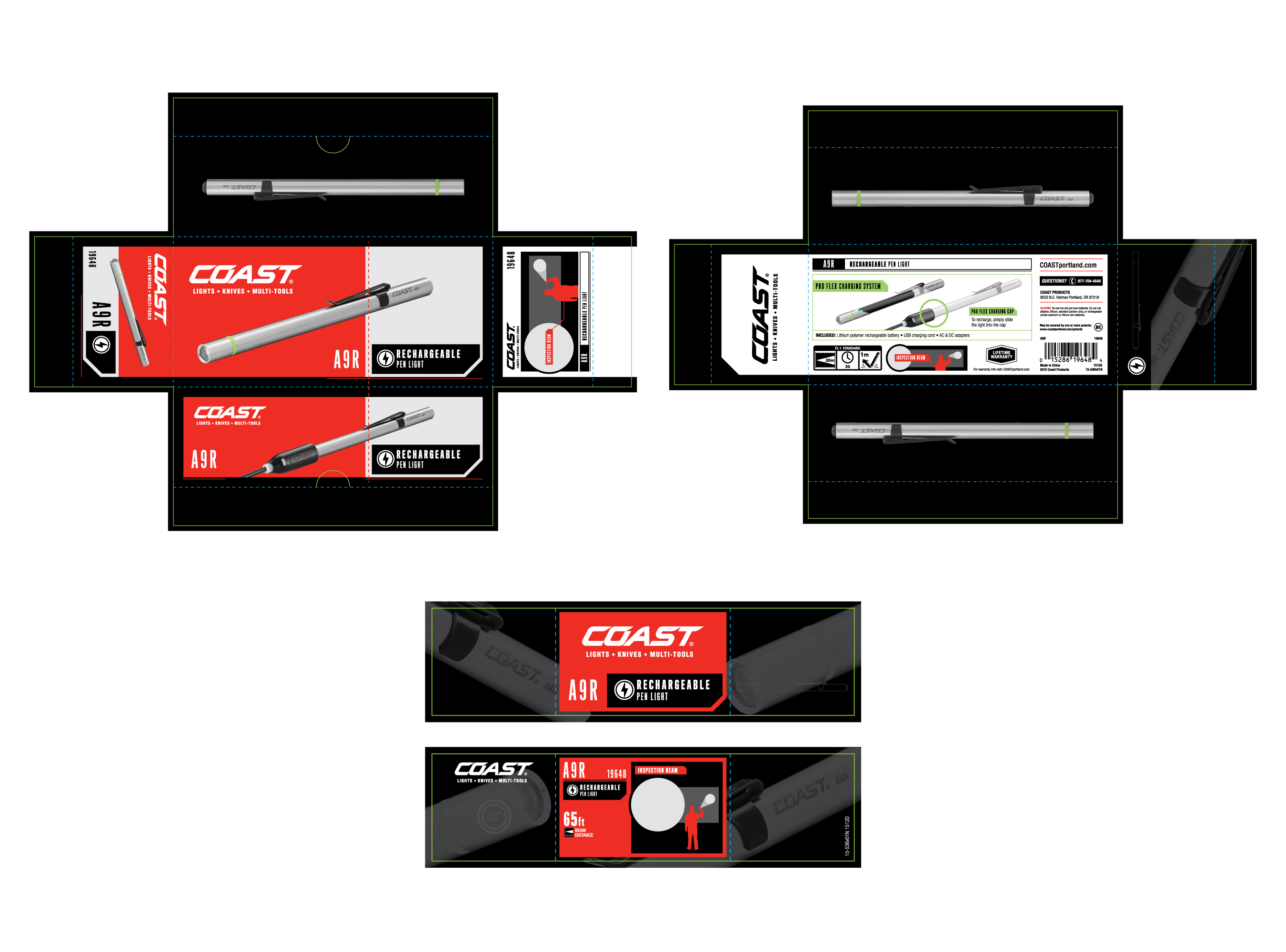 COAST A9R Gift Box