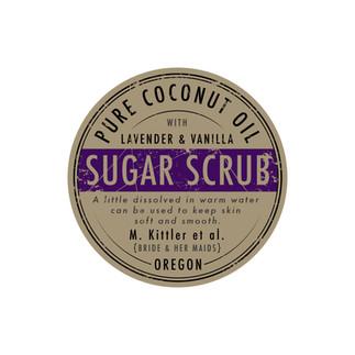 Sugar Scrub Project
