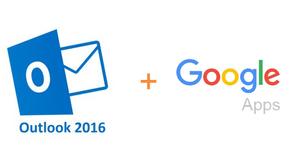 Jak propojit Microsoft Outlook s G Suite