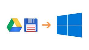 Jak napojit více Google Disků do Windows