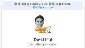 Jak změnit profilovou fotku Google účtu