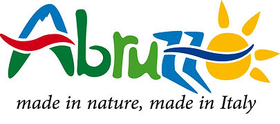 Logo Abruzzo made in nature made in ital