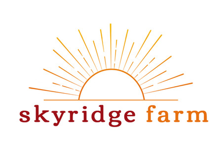 Skyridge Farm: Watch for the sales that go shipping!