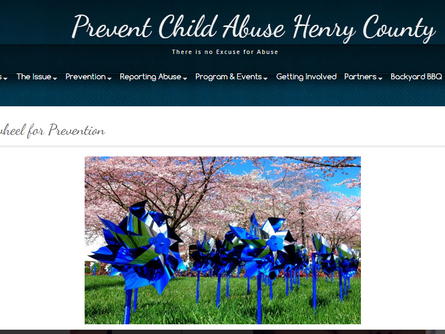 Robin Recommends: Prevent Child Abuse Henry County