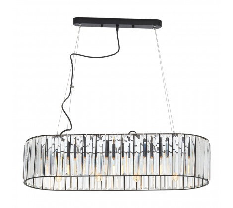 MIRABELLO 4 BULB PENDANT CEILING LIGHT