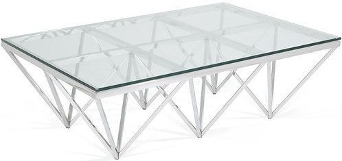 Star Rectangle Coffee Table