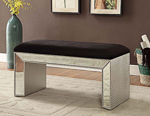 BEAUMONT UPHOLSTERED BENCH