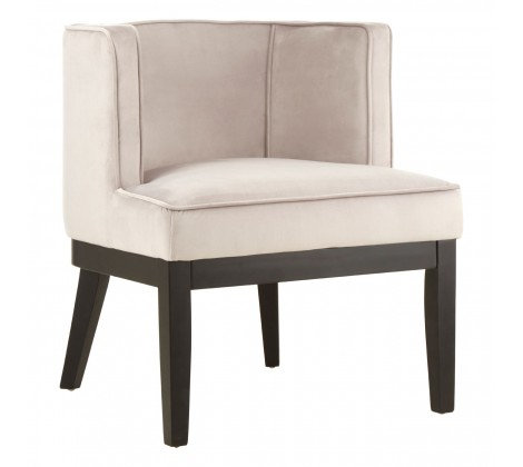 DOVE GREY ROMA CHAIR