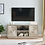 Thumbnail: LUSSO SILVER 2 DOOR TV UNIT