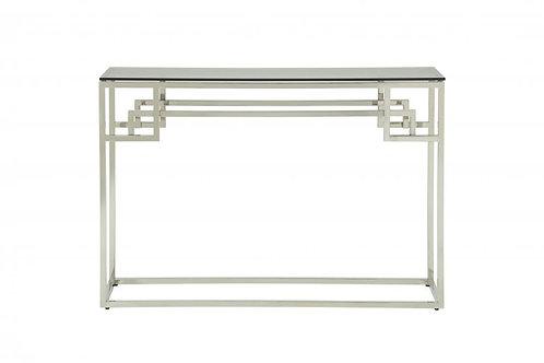 Eden Console Table Silver