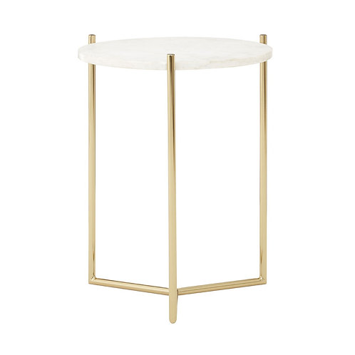 LUXE Marble Side Table