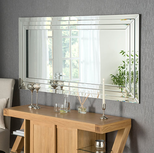 ART DECO CAVELLO MIRROR 180x89cm
