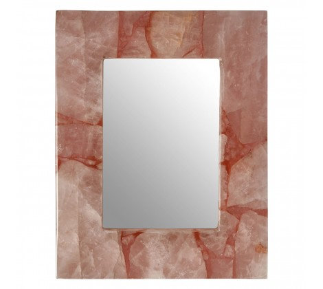 ROSE QUARTZ PHOTO FRAME LARGE