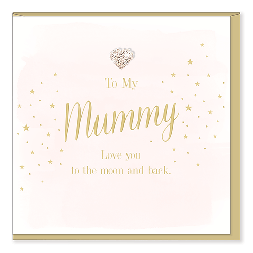 TO MY MUMMY CARD
