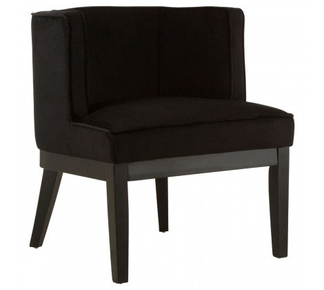BLACK ROMA CHAIR