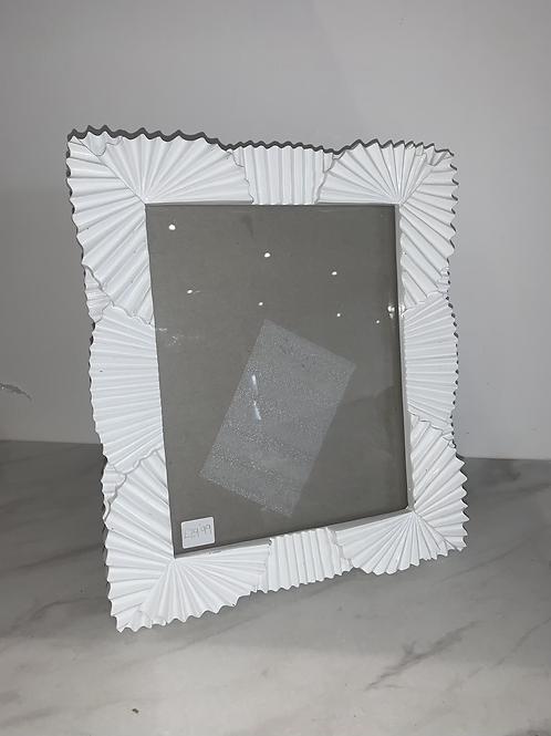 WHITE FRAN PHOTOFRAME 8x10