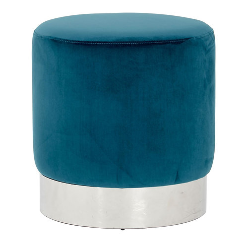 LUXE VOGUE STOOL TEAL