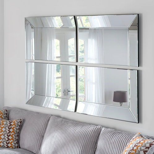 KNIGHTSBRIDGE 4 PIECE MIRROR